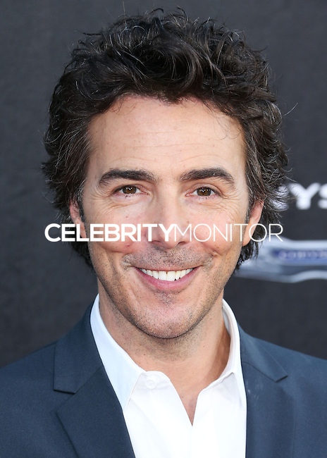 HOLLYWOOD, LOS ANGELES, CA, USA - OCTOBER 06: Shawn Levy arrives at the World Premiere Of Disney's 'Alexander And The Terrible, Horrible, No Good, Very Bad Day' held at the El Capitan Theatre on October 6, 2014 in Hollywood, Los Angeles, California, United States. (Photo by Xavier Collin/Celebrity Monitor)
