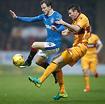 Andy Halliday and Stephen McManus