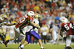 Maryland Terrapins play JMU on September 12, 2009.(Greg Fiume)