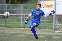 Thomas Wolf (Hoechst) - Büttelborn 31.10.2017: SKV Büttelborn vs. TSV Höchst