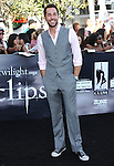 Zachary Levi at the Summit Entertainment's Premiere of The Twilight Saga : Eclipse held at the Los Angeles Film Festival at Nokia Live in Los Angeles, California on June 24,2010                                                                               © 2010 Debbie VanStory / Hollywood Press Agency