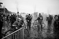 busy bike wash<br /> <br /> Azencross Loenhout 2014