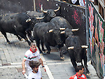 2013-07-13 7th Running of the bulls