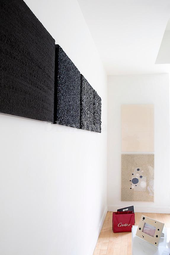 Black artwork