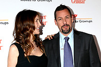 LOS ANGELES - JAN 11:  Jackie Sandler and Adam Sandler at the AARP Movies for Grownups 2020 at the Beverly Wilshire Hotel on January 11, 2020 in Beverly Hills, CA