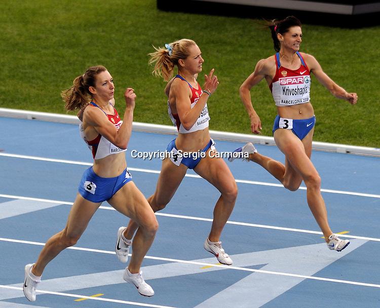 Athletics European Championships 2010.