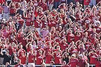 NWA Media/Michael Woods --10/25/2014-- w @NWAMICHAELW...University of Arkansas Razorbacks vs the University of Alabama Birmingham during Saturday's homecoming game at Razorback Stadium in Fayetteville.