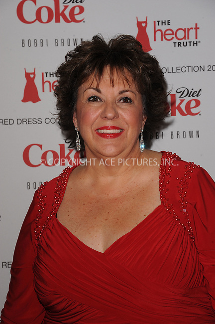 WWW.ACEPIXS.COM . . . . . .February 08, 2012...New York City....Debbie Phelps attend the Heart Truth's Red Dress Collection 2012 Fashion Show at Hammerstein Ballroom on February 8, 2012 in New York City....Please byline: KRISTIN CALLAHAN - ACEPIXS.COM.. . . . . . ..Ace Pictures, Inc: ..tel: (212) 243 8787 or (646) 769 0430..e-mail: info@acepixs.com..web: http://www.acepixs.com .
