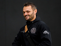 Exeter Chiefs' Phil Dollman arrives at the ground<br /> <br /> Photographer Bob Bradford/CameraSport<br /> <br /> Gallagher Premiership - Exeter Chiefs v Wasps - Saturday 30th November 2019 - Sandy Park - Exeter<br /> <br /> World Copyright © 2019 CameraSport. All rights reserved. 43 Linden Ave. Countesthorpe. Leicester. England. LE8 5PG - Tel: +44 (0) 116 277 4147 - admin@camerasport.com - www.camerasport.com