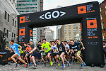 LIVE - Bloomberg Square Mile Relay New York 2018