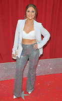 Jazmine Franks at the British Soap Awards 2018, Hackney Town Hall, Mare Street, London, England, UK, on Saturday 02 June 2018.<br /> CAP/CAN<br /> &copy;CAN/Capital Pictures