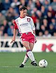 Joachim Bjorklund, Rangers Nov 1996 at Starks Park v Raith Rovers