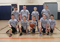 3rd & 4th Grade Basketball Boys 2/2/17