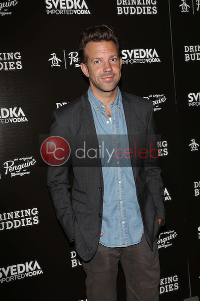Jason Sudeikis<br /> at the &quot;Drinking Buddies&quot; Los Angeles Screening, Arclight, Hollywood, CA 08-15-13<br /> David Edwards/Dailyceleb.com 818-249-4998
