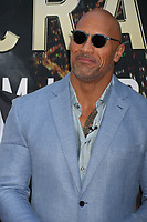 Dwayne Johnson Skyscraper premiere<br /> 7-10- 2018<br /> Photo By John Barrett/PHOTOlink.net