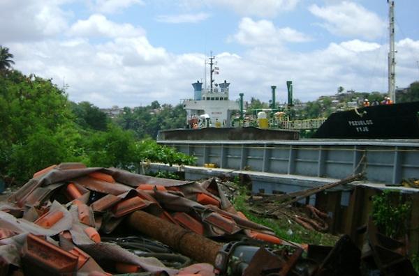Metales Antillanos, río Isabela. Fuente externa.