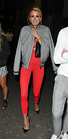 Olivia Attwood at the In The Style TOTES OVER IT Valentine's Party, Libertine, Winsley Street, London, England, UK, on Thursday 08 February 2018.<br /> CAP/CAN<br /> &copy;CAN/Capital Pictures