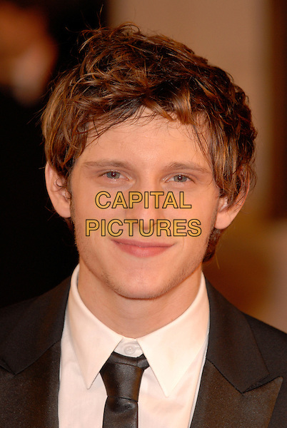 JAMIE BELL.Red Carpet Arrivals at The Orange British Academy Film Awards (BAFTA's) held at the Royal Opera House, Covent Garden, London, England, February 11th 2007..portrait headshot.CAP/IL.©Ian Leonard/Capital Pictures