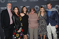 www.acepixs.com<br /> <br /> February 8 2018, New York City<br /> <br /> Actors (L-R) Tracy Letts, Talia Balsam, Molly Shannon, guest, Sarah Jessica Parker and Thomas Haden Church arriving at an evening with the cast of 'Divorce' at The Paley Center for Media on February 8, 2018 in New York City. <br /> <br /> By Line: Nancy Rivera/ACE Pictures<br /> <br /> <br /> ACE Pictures Inc<br /> Tel: 6467670430<br /> Email: info@acepixs.com<br /> www.acepixs.com