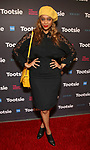 "Tyra Banks attends the Broadway Opening Night of ""Tootsie"" at The Marquis Theatre on April 22, 2019  in New York City."