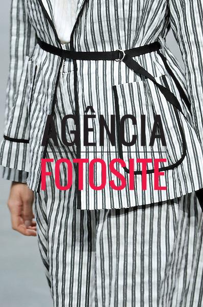 Nova Iorque, EUA &sbquo;09/2014 - Desfile de Yigael Azrouel na Semana de moda de Nova Iorque  -  Verao 2015. <br /> <br /> Foto: FOTOSITE
