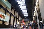 Tate Modern Gallery, South Bank, London, UK