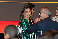 DEC 13 Spanish Royals Attend 80th Anniversary of the Marca Newspaper Luncheon
