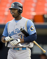 Heyward, Jason 1604.jpg. Carolina League Myrtle Beach Pelicans at the Frederick Keys at Harry Grove Stadium on May 13th 2009 in Frederick, Maryland. Photo by Andrew Woolley.