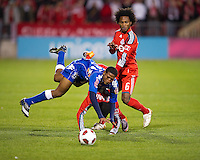 Toronto FC vs Arabe Unido October 19 2010