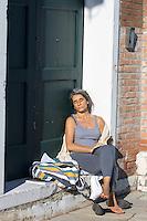 Siesta in Venice, Italy