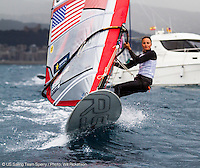 Marion Lepert, RS:X, US Sailing Team Sperry