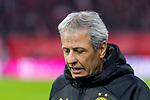 09.11.2019, Allianz Arena, Muenchen, GER, 1.FBL,  FC Bayern Muenchen vs. Borussia Dortmund, DFL regulations prohibit any use of photographs as image sequences and/or quasi-video, im Bild Lucien Favre (Trainer BVB) <br /> <br />  Foto © nordphoto / Straubmeier