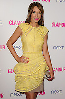 Alex Jones arrives for the Glamour Women of the Year Awards 2014 in Berkley Square, London. 03/06/2014 Picture by: Steve Vas / Featureflash