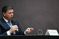 SÃO PAULO, SP, 21.02.2019: POLÍTICA-SP: Orlando Morando, Prefeito de São Bernardo do Campo, concede entrevista coletiva após reunião com a direção da Ford, no Palácio dos Bandeirantes, nesta quinta-feira, 21. ( Foto: Charles Sholl/Brazil Photo Press/Folhapress)