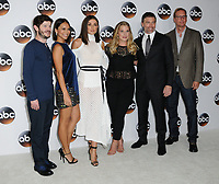 06 August  2017 - Beverly Hills, California - Iwan Rheon, Sonya Balmores, Serinda Swan, Ellen Woglom, Anson Mount.   2017 ABC Summer TCA Tour  held at The Beverly Hilton Hotel in Beverly Hills. <br /> CAP/ADM/BT<br /> &copy;BT/ADM/Capital Pictures