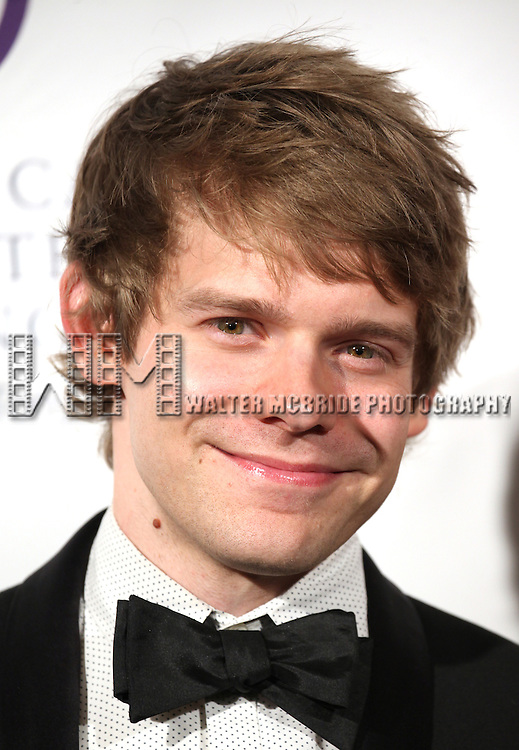 Andrew Keenan-Bolger attends the American Theatre Wing's annual gala at the Plaza Hotel on Monday Sept. 24, 2012 in New York.