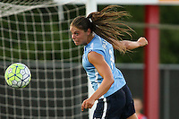 Piscataway, NJ - Saturday July 23, 2016: Erica Skroski during a regular season National Women's Soccer League (NWSL) match between Sky Blue FC and the Washington Spirit at Yurcak Field.