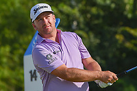 Graeme McDowell (NIR) watches his tee shot on 14 during round 2 of the AT&amp;T Byron Nelson, Trinity Forest Golf Club, at Dallas, Texas, USA. 5/18/2018.<br /> Picture: Golffile | Ken Murray<br /> <br /> <br /> All photo usage must carry mandatory copyright credit (&copy; Golffile | Ken Murray)
