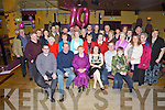 70th birthday celebrations for Catherine Goulding from Glenagore, Athea pictured here celebrating with many family and friends last Saturday night in The Gables, Athea..