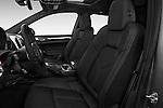 Front seat view of a 2014 Porsche Cayenne Hybrid S 5 Door SUV