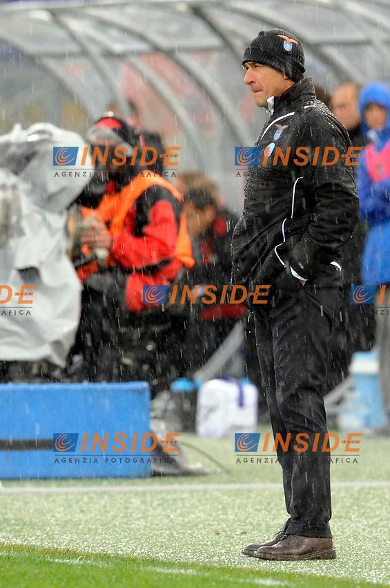 Campionato Seirie A Tim 2009 -2010 , girone di anadata , Lazio - Milan , allo stadio Olimpico di Roma<br /> Davide Ballardini<br /> Roma 08 Novembre 2009<br /> &copy; Marco Rosi / Fotonotizia