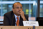 BRUSSELS - BELGIUM - 16 November 2012 -- European Training Foundation (ETF) conference on - Towards excellence in entrepreneurship and enterprise skills. -- Plenary: Issues from the clinics - M.Al-Jara. -- PHOTO: Juha ROININEN /  EUP-IMAGES.