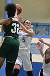 2-19-19, Skyline High School vs Huron High School girl's varsity basketball