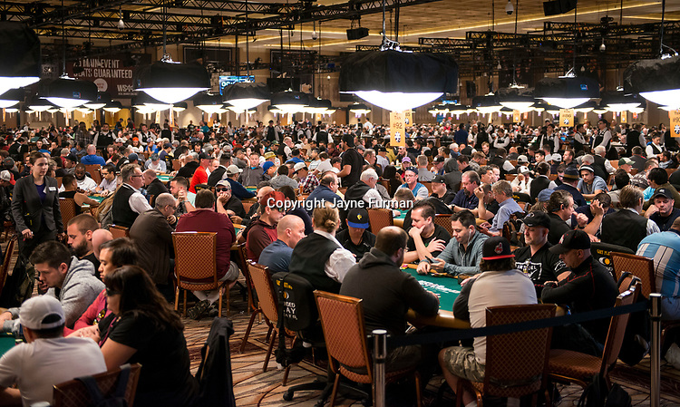 Colossus Day 1C Players in Amazon Room