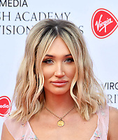 Megan McKenna<br /> at Virgin Media British Academy Television Awards 2019 annual awards ceremony to celebrate the best of British TV, at Royal Festival Hall, London, England on May 12, 2019.<br /> CAP/JOR<br /> ©JOR/Capital Pictures