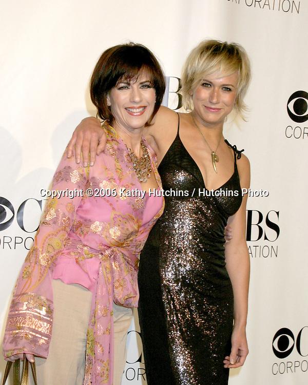 Colleen Zenk-Pinter.Jennifer Landon.CBS TV TCA Party.The Wind Tunnel.Pasadena, CA.January 18, 2006.©2006 Kathy Hutchins / Hutchins Photo....