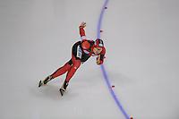 SCHAATSEN: Calgary: Essent ISU World Sprint Speedskating Championships, 28-01-2012, 500m Dames, Jenny Wolf (GER), ©foto Martin de Jong