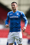 St Johnstone FC Season 2015-16<br /> Michael O'Halloran<br /> Picture by Graeme Hart.<br /> Copyright Perthshire Picture Agency<br /> Tel: 01738 623350  Mobile: 07990 594431