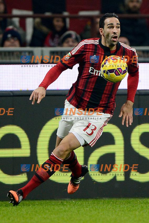 Adil Rami Milan<br /> Milano 23-11-2014 Stadio Giuseppe Meazza - Football Calcio Serie A Milan - Inter. Foto Giuseppe Celeste / Insidefoto