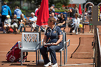 Hilversum, Netherlands, August 8, 2016, National Junior Championships, NJK, Umpire<br /> Photo: Tennisimages/Henk Koster